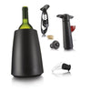 WINE SET - ASSORTED - VACU VIN # 3889160