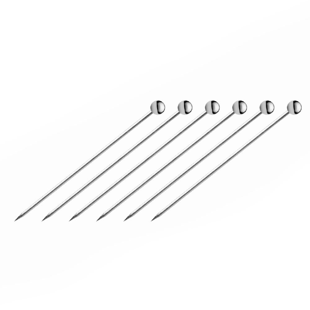 BARPICK - BALL - CHROME - UBER BAR TOOLS # 46/X-073