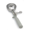 4 OZ DISHER - GREY - VOLLRATH # 47140