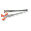 ONE PIECE HEAVY DUTY STAINLESS STEEL VERSAGRIPTONG - STAINLESS STEEL - VOLLRATH # 4790910
