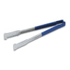 ONE PIECE COLOR CODED KOOL TOUCH HANDLE VERSAGRIPTONG - BLUE - VOLLRATH # 4790930