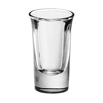 1 OZ TALL WHISKEY RIMMED - LIBBEY # 5031