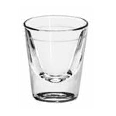 1.1/2 OZ WHISKY 1 OZ LINE - LIBBEY # 5120/A0007
