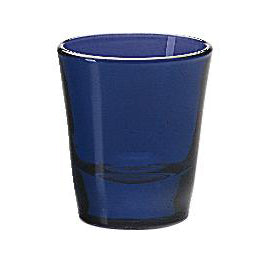 1.1/2 OZ WHISKY - BLUE - LIBBEY # 5120B