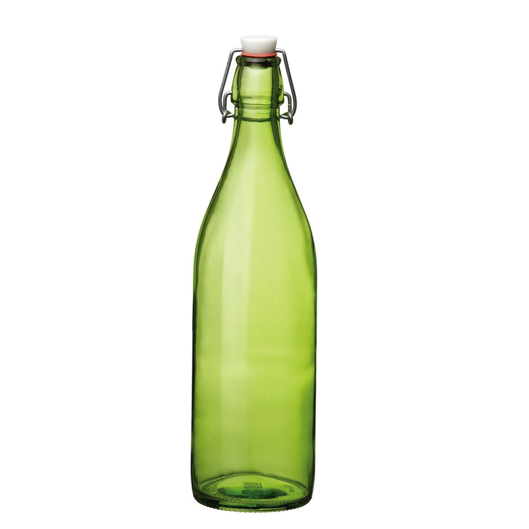 GIARA BOTTLE - GREEN - BORMIOLI ROCCO # 6.66260.591
