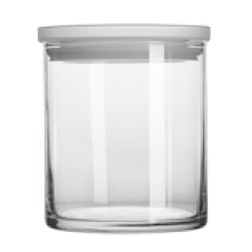 0.65L STACKABLE JAR - LIBBEY # 852