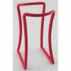 "GEOMETRY 10"" CONE STAND - RED - EFAY # 920010RD"