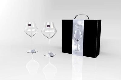 ELEMENTS AIR HAND-MADE WINE GLASS 730ml (2 piece Pack)