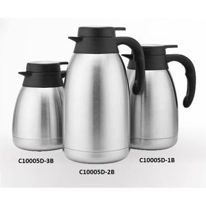 THERMAL WATER JUG - STAINLESS STEEL - SUNNEX # C10005D-1B