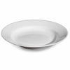 BONE CHINA SOUP PLATE - WHITE - DON BELLINI # DB1010321