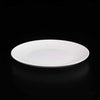 BONE CHINA SHALLOW PLATE - WHITE - DON BELLINI # DB1010418