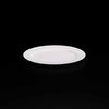 BONE CHINA OVAL RIM PLATE - WHITE - DON BELLINI # DB1011123