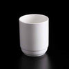 BONE CHINA TEACUP - WHITE - DON BELLINI # DB1030423