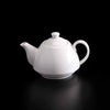 BONE CHINA TEAPOT - WHITE - DON BELLINI # DB1040040