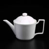 BONE CHINA TEAPOT - WHITE - DON BELLINI # DB1040050