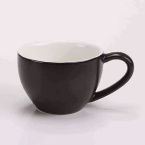 DE TERRA COFFEE CUP 90ML - MATT BLACK - DON BELLINI # DB2139209