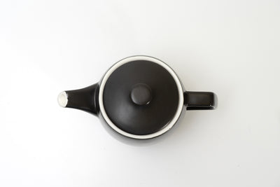 DE TERRA COFFEE POT 600ML - MATT BLACK - DON BELLINI # DB2140060