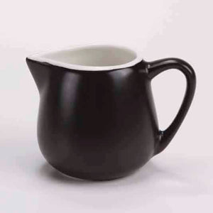 DE TERRA CREAMER W/ HANDLE 180ML - MATT BLACK - DON BELLINI # DB2150018