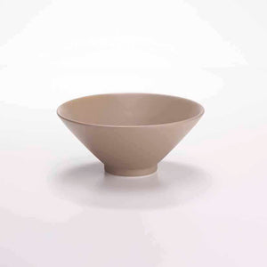 "DE TERRA CEREAL BOWL 6"" l 15 CM - SANDY KHAKI - DON BELLINI # DB2229015"