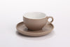 DE TERRA COFFEE CUP & SAUCER 200ML (6 SETS)