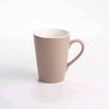 DE TERRA V SHAPE MUG 270ML l 8 x 10.5CM - SANDY KHAKI - DON BELLINI # DB2239227
