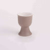 DE TERRA EGG CUP 45ML l 5 X 7CM - SANDY KHAKI - DON BELLINI # DB226EC45