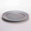 "DE TERRA PLATE 12"" l 30CM - LIGHT GREY - DON BELLINI # DB2410130"