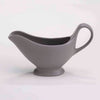 DE TERRA GRAVY BOAT 8OZ l 24CM - LIGHT GREY - DON BELLINI # DB246SB24