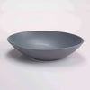 "DE TERRA OVAL BOWL 10"" l 25 CM - LIVID BLUE - DON BELLINI # DB2521025"