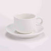 DE TERRA SAUCER FOR 200ML COFFEE CUP - 14.5 CM - LUSTRE PEARL - DON BELLINI # DB2630015