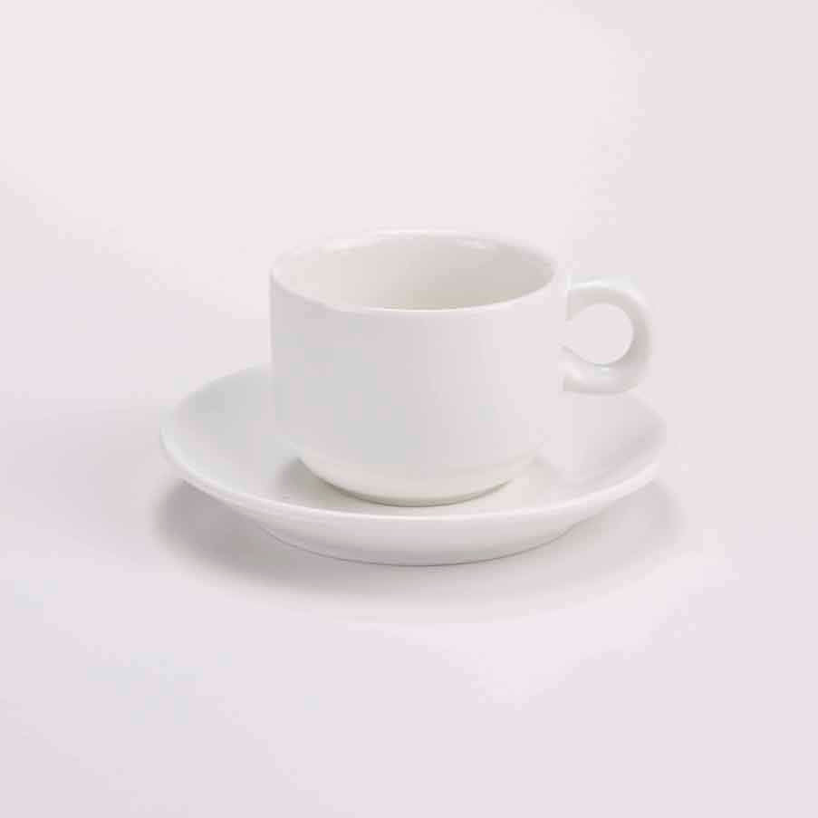 DE TERRA COFFEE CUP 200ML - LUSTRE PEARL - DON BELLINI # DB2639020