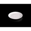 FINE CHINA ROLLED RIM BREAD PLATE 6"
