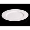 FINE CHINA ROUND PLATTER 12"