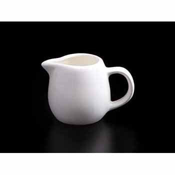FINE CHINA CREAMER 5 OZ | 150 ML - WHITE - DON BELLINI # DB3050015