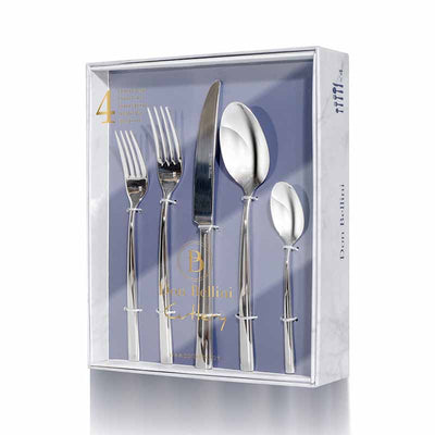 20-PC BOXSET - DB9022 ANTIQUE - SILVER - DON BELLINI # DB9920001