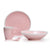 COZE LIGHT PINK DINNER SET