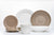 De Terra Matte Finish Dinnerware 6-Piece Set