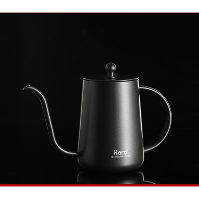 420ML Pour Over Kettle Gooseneck Coffee Tea Pot