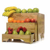NAPA NESTING CRATES WIDE SET OF 3, 1 X LARGE, 1X MEDIUM, 1 X SMALL - ASSORTED - IMPULSE # IM3611