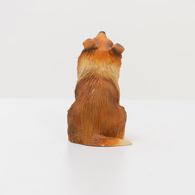Italian Vintage figurines - Collie
