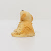Italian Vintage figurines- Golden Retriever Lying