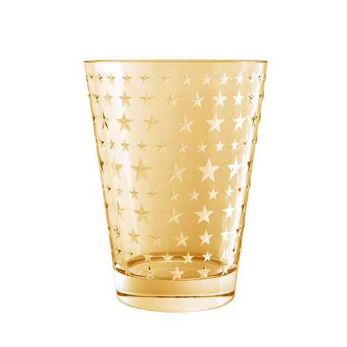 STARS ALLURE TUMBLER - GOLD - NOBILE # N351095-2