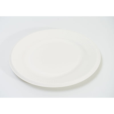 "7"" PLATE 100% BIODEGRADABLE (50PCS/PACK)"