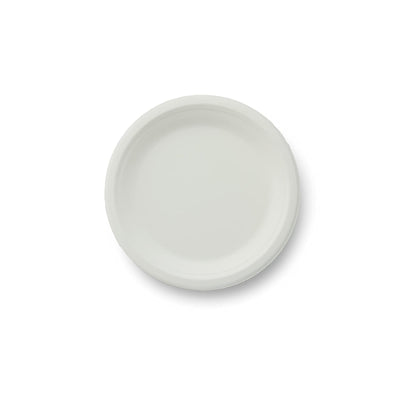 "7"" AUSTRALIAN PLATE 100% BIODEGRADABLE (50PCS/PACK)"