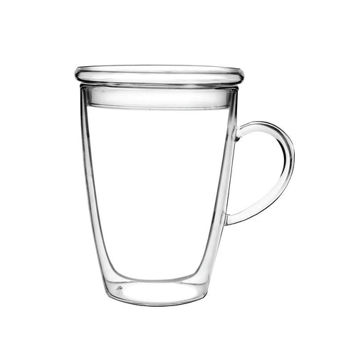 TEA MUG WITH LID - NOBILE # SC01640