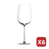 SHANGHAI SOUL BORDEAUX GLASS - 755ML (6 pieces)