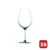 TOKYO TEMPTATION BORDEAUX GLASS - 625 ML (6 pieces)