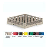 36 COMPARTMENT RACK - BEIGE - VOLLRATH # TR-7