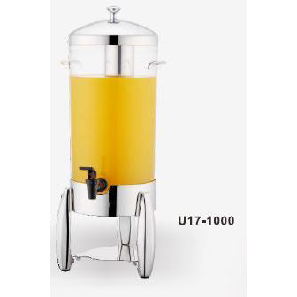 VERONA 5L JUICE DISPENSER - STAINLESS STEEL - SUNNEX # U17-1000