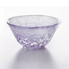 HAND CRAFTED SAKE CUP - PURPLE